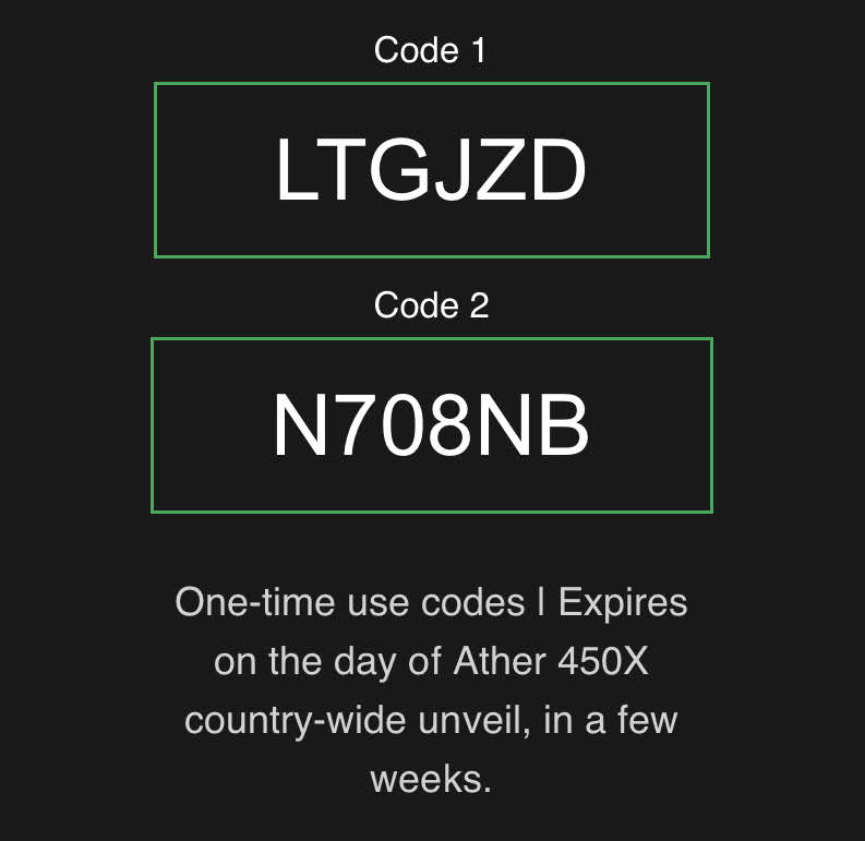 Ather%20450X%20Invite%20Codes
